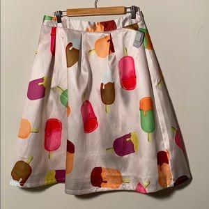 Simons Full Popsicle skirt